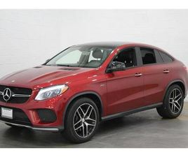 2016 MERCEDES-BENZ GLE 450 AMG COUPE 4MATIC