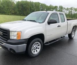 WORK TRUCK EXTENDED CAB
