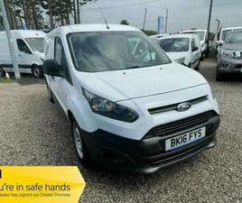 2016 FORD CONNECT 210 LONG WHEEL BASE 1 OWNER BLUETOOTH SERVICE HISTORY PANEL VA