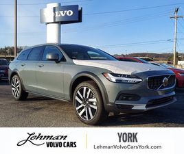GRAY COLOR 2021 VOLVO V90 CROSS COUNTRY T6 FOR SALE IN YORK, PA 17402. VIN IS YV4A22NL0M11