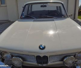 BMW 1800 NEUE KLASSE DE 1965