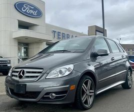 2011 MERCEDES-BENZ B-CLASS B 200 TURBO | SOLD AS-IS | LEATHER | HEATED SEATS | AC | CRUISE