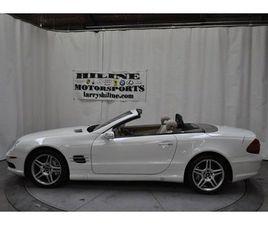 2006 MERCEDES-BENZ SL-CLASS SL 600