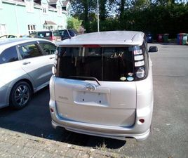 TOYOTA SIENTA FOR SALE IN CORK FOR €7,500 ON DONEDEAL