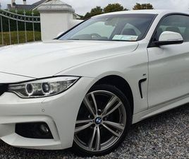 2014 BMW 420D XDRIVE MSPORT AUTO FOR SALE IN WEXFORD FOR €19,950 ON DONEDEAL