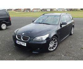 BMW 5 SERIES 3.0 530D M SPORT TOURING 5DR