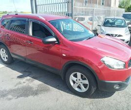 NISSAN QASHQAI +2, 2013 FOR SALE IN LIMERICK FOR €9,950 ON DONEDEAL