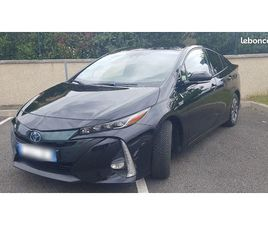 PRIUS PHV RECHARGEABLE