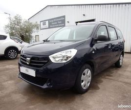 DACIA LODGY SCE 100 - 5 PLACES 23000 KMS 05/2016