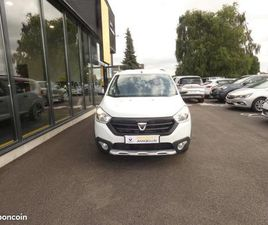 DACIA LODGY 1.5 DCI 110CH STEPWAY EURO6 7 PLACES