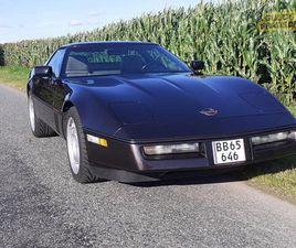 CORVETTE C4 TARGA 1990
