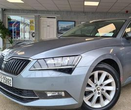 SKODA SUPERB COMBI STYLE 2.0 TDI 150 GO 4 DR 2017 FOR SALE IN TIPPERARY FOR €18,950 ON DON