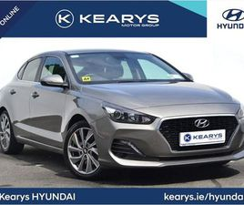 HYUNDAI I30 FASTBACK T-GDI 5DR - 1.0 PETROL - LOV FOR SALE IN CORK FOR €24,445 ON DONEDEAL