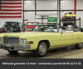 8.2L V8 1974 PRIX TOUT COMPRIS