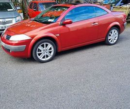 RENAULT MEGANE CC CABRIOLET CONVERTIBLE FOR SALE IN LONGFORD FOR €1,500 ON DONEDEAL