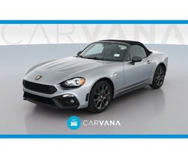 GRAY COLOR 2017 FIAT 124 SPIDER ABARTH FOR SALE IN NEW YORK, NY 10013. VIN IS JC1NFAEK5H01