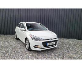 ACTIVE PETROL CLASSIC-IRISH CAR-EXCEPTIONAL THROUGHOUT-HYUNDAI WARRANTY-2023