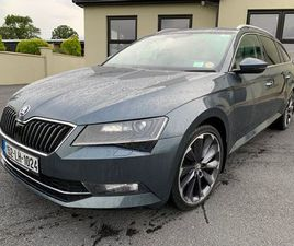 2015 (152) SKODA SUPERB COMBI 1.6 DIESEL 71KMS FOR SALE IN WEXFORD FOR €19,950 ON DONEDEAL