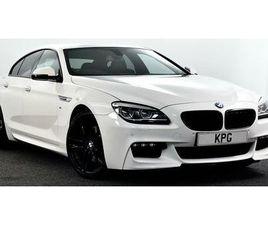 2015 BMW 6 SERIES 3.0TD 640D M SPORT GRAN COUPE 4D - £21,495