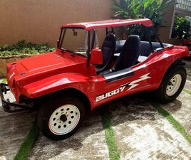 BUGGY CHASSI FUSCA 1986