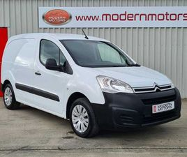 CITROEN BERLINGO 1.6 BLUE HDI 75 FOR SALE IN DONEGAL FOR €10,495 ON DONEDEAL