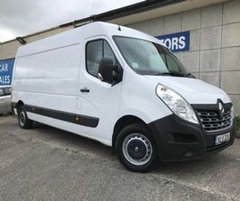 RENAULT MASTER FWD LM35 DCI 130 BUSINE BUSINESS E FOR SALE IN DUBLIN FOR €18,950 ON DONEDE