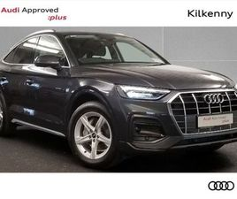 AUDI Q5 SPORTBACK SE S TRONIC (AUTO) 2.0 TDI 150 FOR SALE IN KILKENNY FOR €68,450 ON DONED