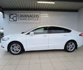 FORD MONDEO TITANIUM 1.5TDCI 120PS 6SPD 5DR FOR SALE IN CORK FOR €19,995 ON DONEDEAL