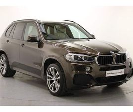 BMW X5 SERIES X5 XDRIVE30D M SPORT 3.0 5DR