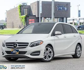 2018 MERCEDES-BENZ B-CLASS 2.00 SPORTS TOURING 4MATIC LEATHER PANO MOONROOF