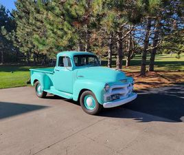 FOR SALE: 1954 CHEVROLET 3100 IN NEW RICHMOND, WISCONSIN