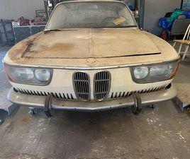 1966 BMW 2000CS FOR SALE