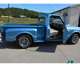 FOR SALE: 1967 CHEVROLET C10 IN FREE UNION, VIRGINIA