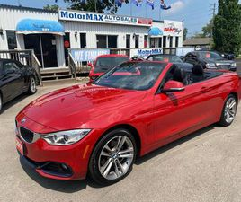 USED 2016 BMW 4 SERIES 428I XDRIVE-CONVERTIBLE- ACCIDENT FREE-WE FINANCE