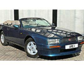 1992 ASTON MARTIN VIRAGE VOLANTE 5.3 LITRE V8 ( CONVERTIBLE ) 1 OF ONLY 233