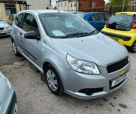 CHEVROLET AVEO 1.2 S NICE LOOKING CAR DRIVES WELL