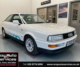 1992 AUDI COUPE 2.0 E - £15,995