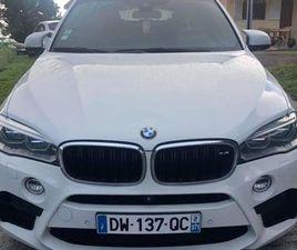 BMW X6 M F86 FI EXHAUST STAGE 2 À SAISIR/GARANTIE/4XCB