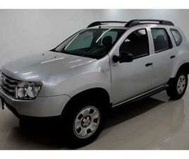 RENAULT DUSTER 2.0 OUTDOOR AT