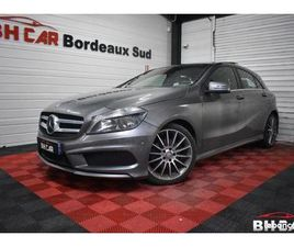 MERCEDES CLASSE A 200 TURBO 156 FASCINATION AMG
