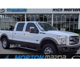 KING RANCH CREW CAB 172 4WD