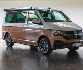 VOLKSWAGEN CALIFORNIA BEACH 150PS M6F NOW TAKING FOR SALE IN WATERFORD FOR €60,180 ON DONE