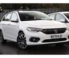 FIAT TIPO STATION WAGON 1.6 MULTIJETII LOUNGE (S/S) 5DR DIESEL STATION WAGON