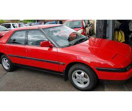 CLASSIC MAZDA 323F 5 DOOR HATCH BACK 1993 MOT'D EXCELLENT CONDITION