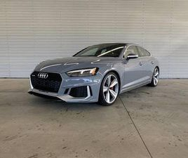 2019 AUDI RS5 SPORTBACK ONLY 26492KM!! CALL CHI 7783202229!!!!