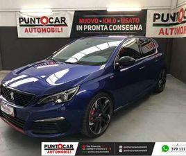 PEUGEOT 308 GTI 2.0 THP 270 CV - 2018