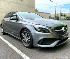 MERCEDES CLASSE A BUSINESS 220 D 7G-DCT BUSINESS EXECUTIVE EDITION PACK AMG