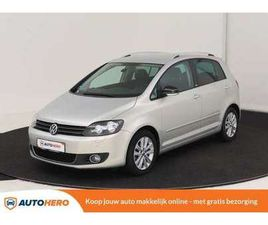 VOLKSWAGEN GOLF PLUS 1.4 TSI STYLE 122PK RC98528   CLIMATE   CRUISE   P