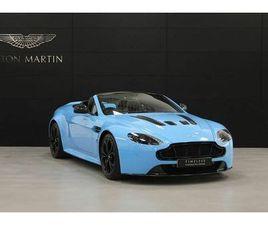 2015 ASTON MARTIN VANTAGE 5.9 V12 VANTAGE S ROADSTER - £124,950