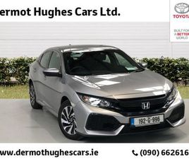 HONDA CIVIC 124BHP SMART 5DR FOR SALE IN ROSCOMMON FOR €20,700 ON DONEDEAL